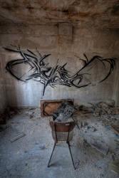 urbex - sanatorium v by Art-Is-Alive
