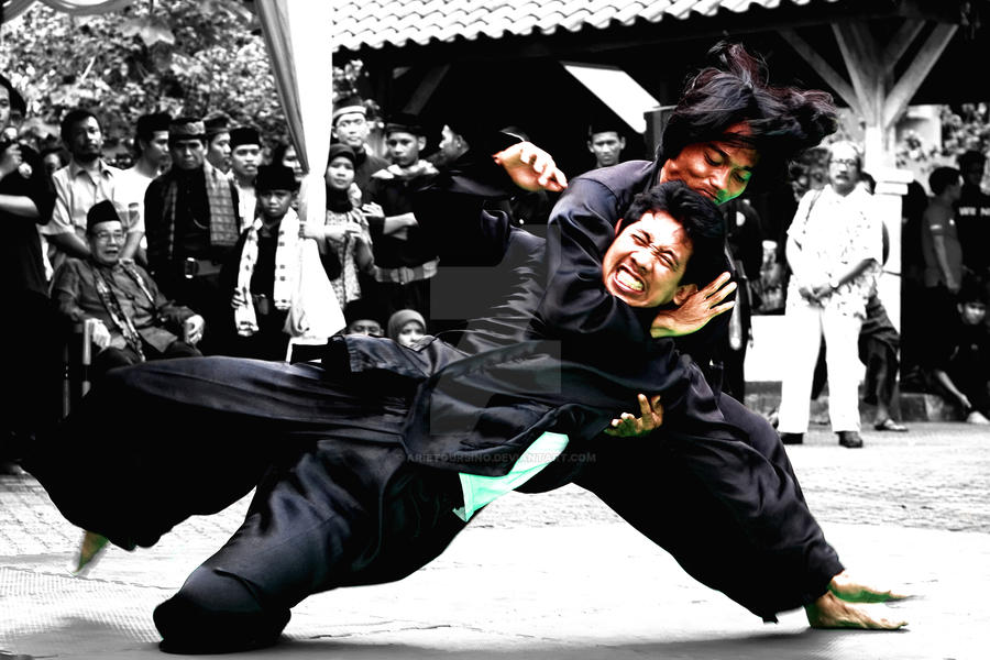 pencak silat martial art by arietoursino on deviantart Silat Martial Arts Styles Silat Martial Arts in New York