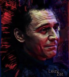 My fan work. Loki.