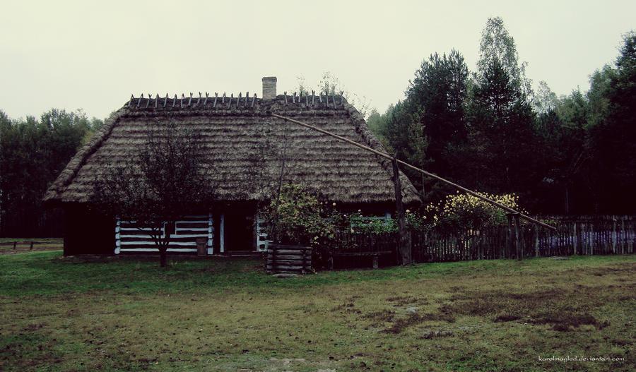 Old house by KarolinaGlod