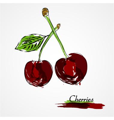 Cherries by KarolinaGlod