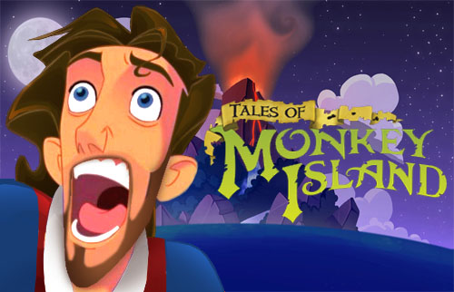 Tales of Monkey Island by BatMantle