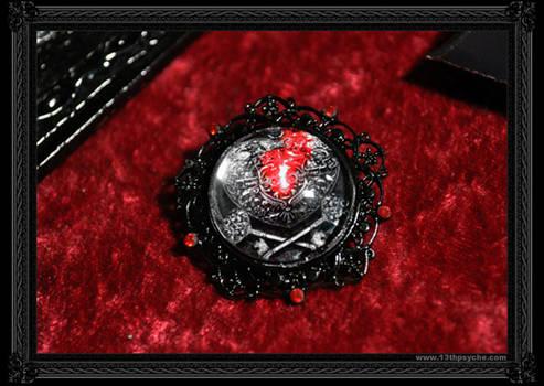 'Heart' Brooch