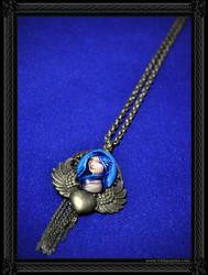 Arabian Heart Necklace by 13thpsyche