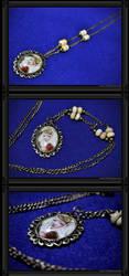 Safari Necklace by 13thpsyche