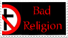 Bad Religion Stamp by KyoraSan