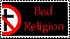 Bad Religion Stamp by KyoraSan