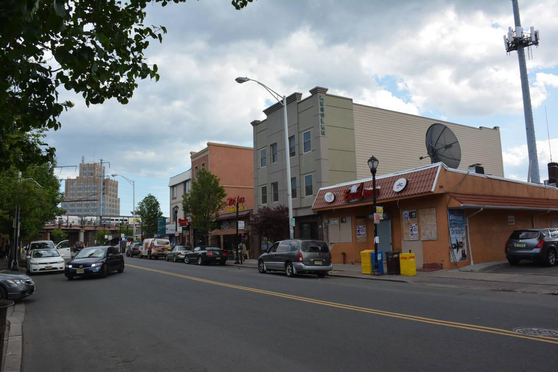 Down Morris Avenue - Elizabeth, New Jersey by robskind
