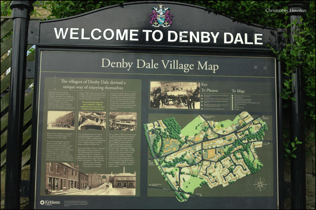A Denby Dale welcome by squareprismish