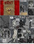 THE HUNT page01 (Re-Edit) by KhotsoDube