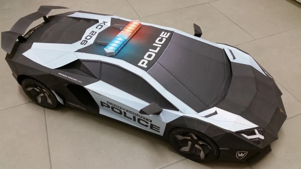 lamborghini aventador a-e2 police текстуры