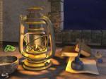 FANOS 3D Lantern 2..