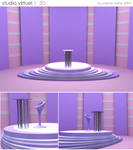 Studio Virtuel 1 - 3D