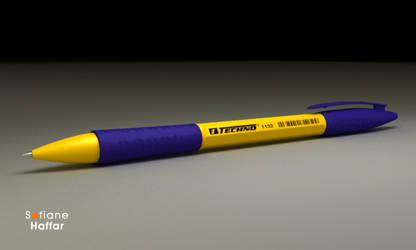 TECHNO Pen by SofianeAV