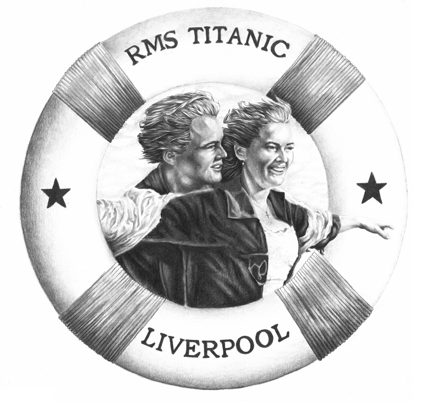 Titanic by Trigar