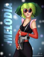 Melodia by Mauricio-Morali