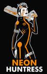 Neon Huntress
