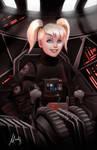 Randi Trainor: TIE fighter pilot
