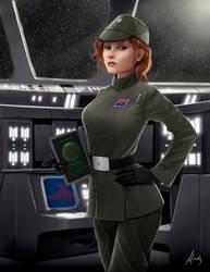 Allegra Ames: Imperial Lieutenant