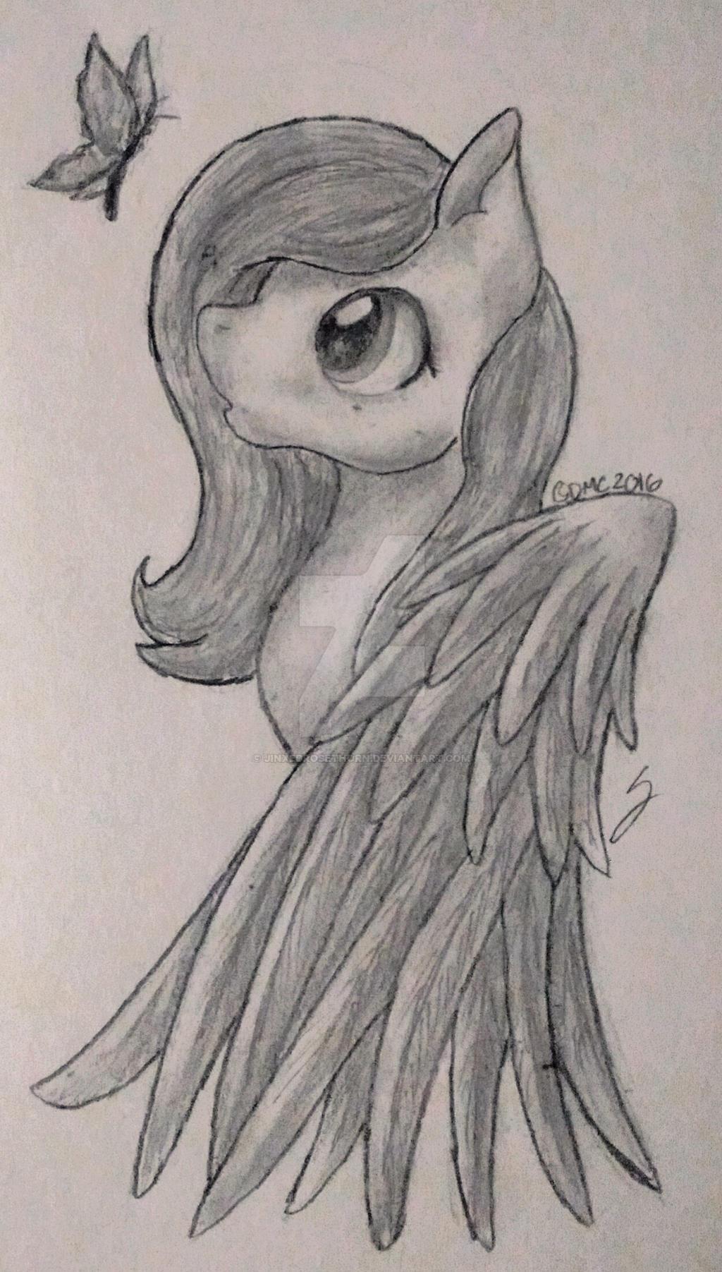 Flutter by AnxiousLilNerd