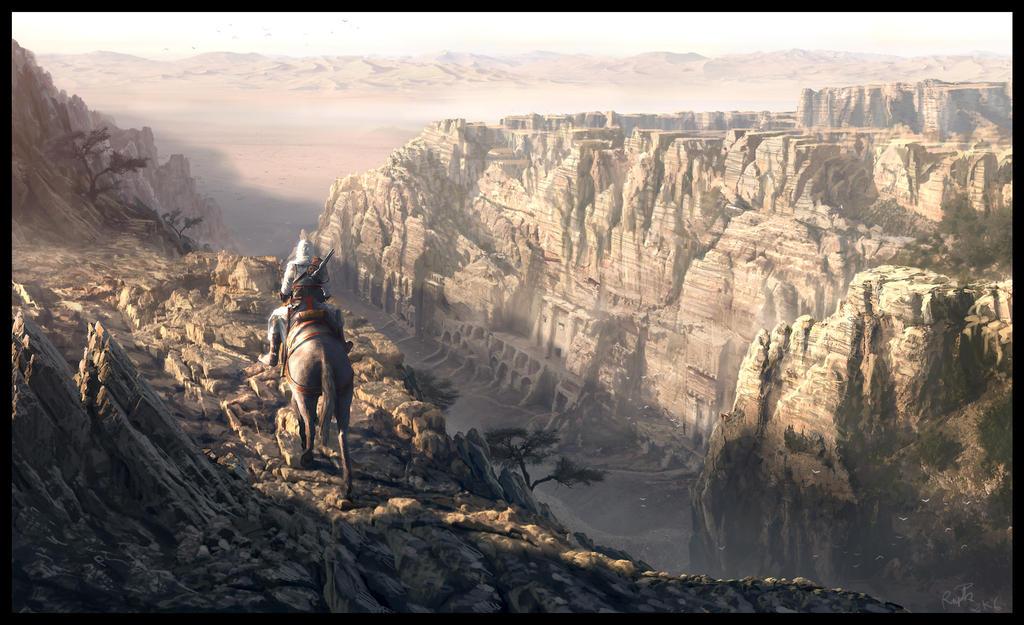 South Kingdom by Raphael-Lacoste