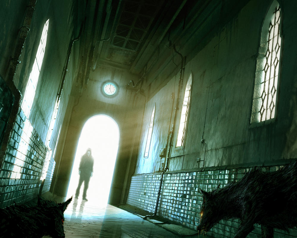Dead End... by Raphael-Lacoste