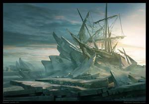 Wreck of Esperance...