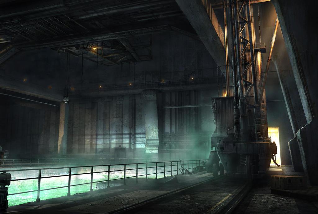 nuclear plant II