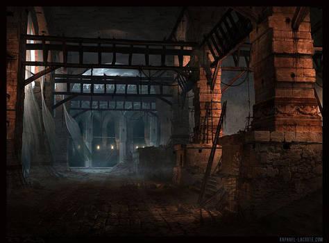Workshot Alley...