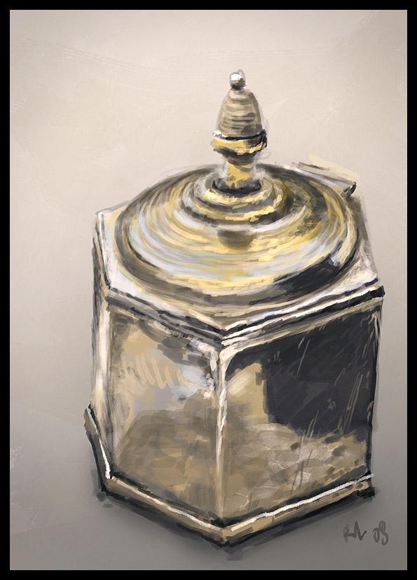 Sugar Box by Raphael-Lacoste