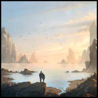 isn't that pretty? by Raphael-Lacoste