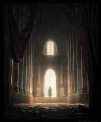 Return of the emperor by Raphael-Lacoste