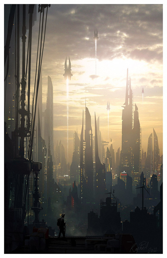 Takeoff by Raphael-Lacoste