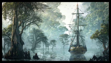 ACIV Mangrove by Raphael-Lacoste