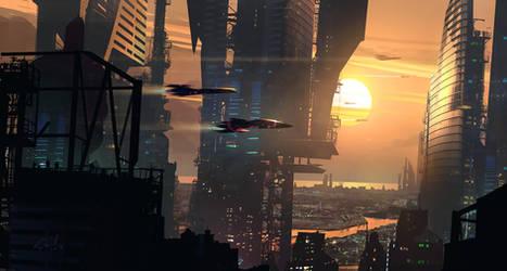 Sunset on the Future