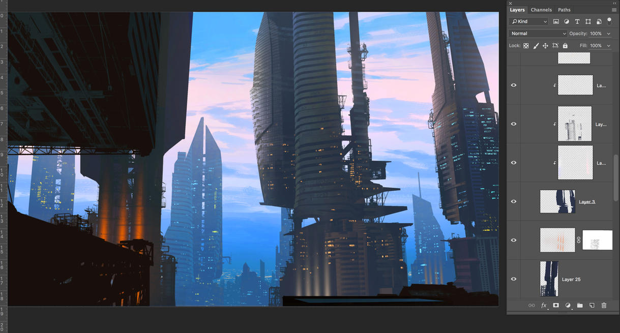 WIP - Gumroad video soon  ! by Raphael-Lacoste