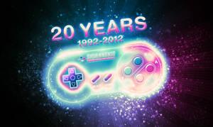 20 Years - Super Nintendo