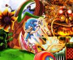 Old School Sonic