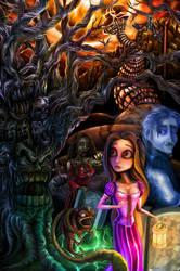 Tangled Nightmare by RaiderP