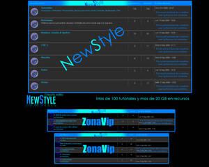 Recursos de NewStyle