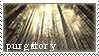 Purgatory Forest .:Stamp:. by kyrrsen