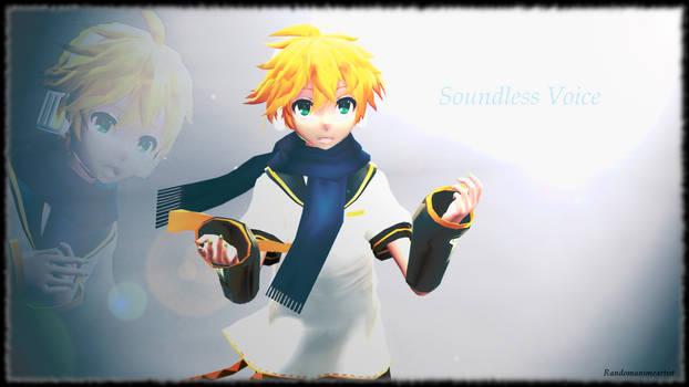 [MMD]Soundless Voice -Remake-