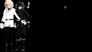[MMD] MikaYuu V2 (Model DL)