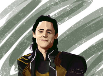 King of Asgard ? by karinu-chan