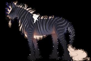 001 - Custom Zeracorn for Wolfgirl by Saorsa-x