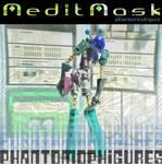 Phantomophigure 'Meditmask' - Play Meditations