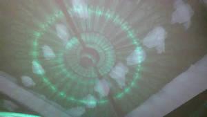 The light design casted by Phantomoshop