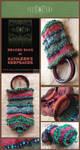 Hoop Handle Beaded Bag by K.B. Jenson Phantomoshop