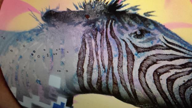 Inked Stripes in PhantomoshopMKE
