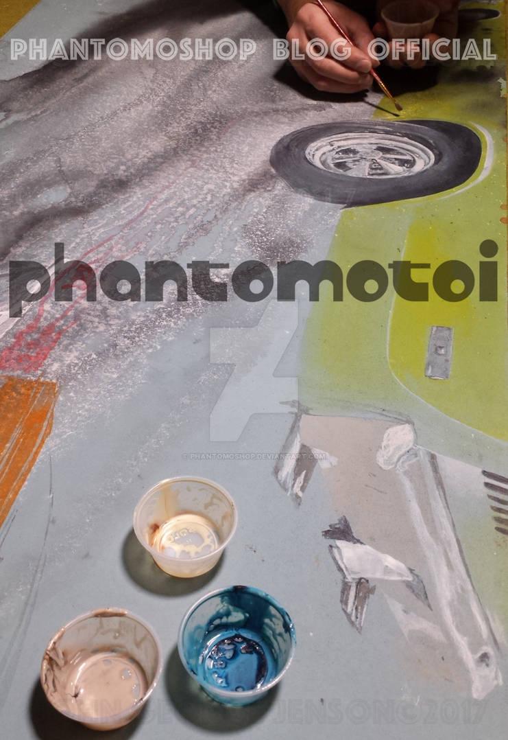 'Late Night' at Phantomoshop, Milwaukee